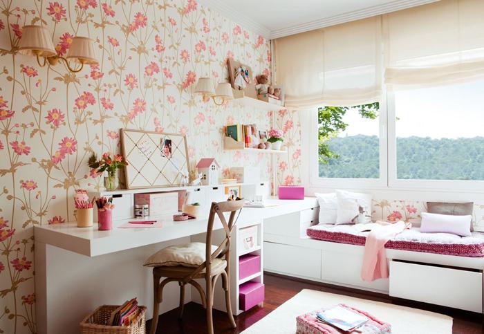 дизайн детской комнаты для девушки 1
